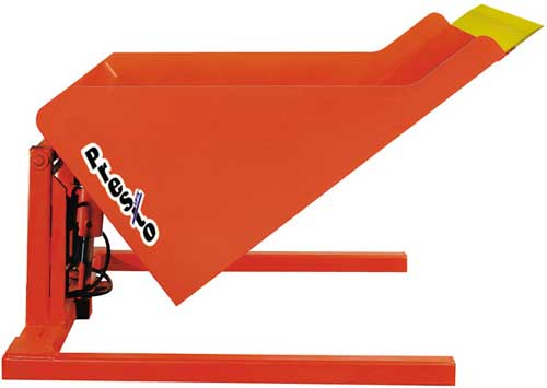 Presto ZRT Ground Entry Tilter